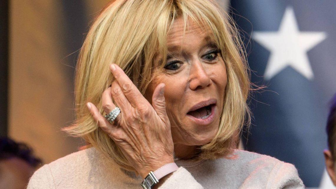 Brigitte Macron donne l'exemple aux femmes matures